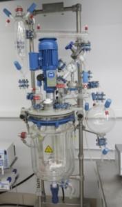 chem reactor_Buchi